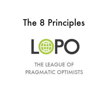 Lopo 8 principles graphic