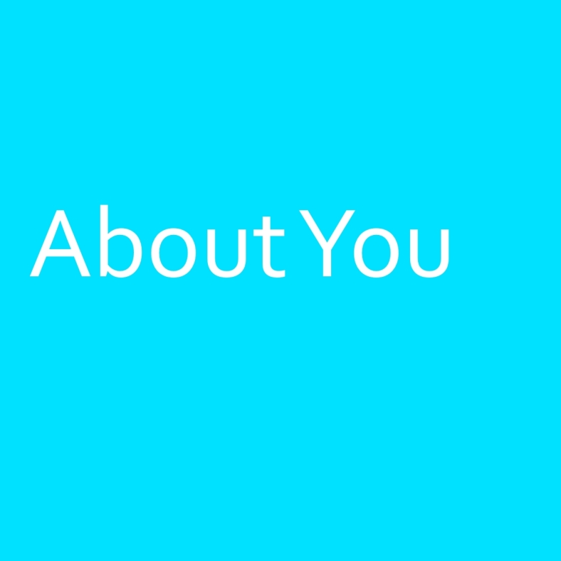 About you vs2