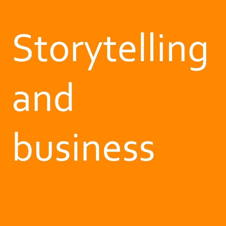 Storytelling and business